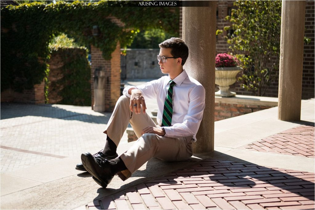 Cranbrook Senior Pictures