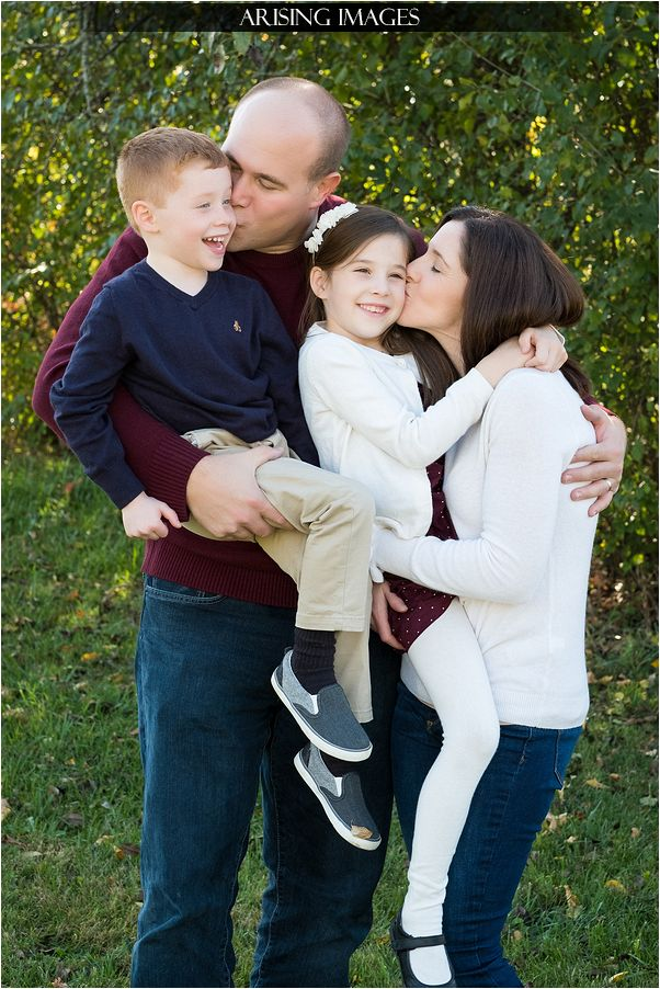 Cute Fall Family Pictures