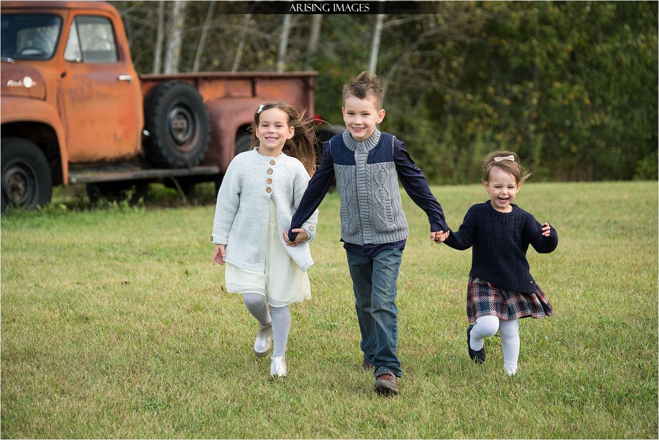 Family Photography with Young Kids
