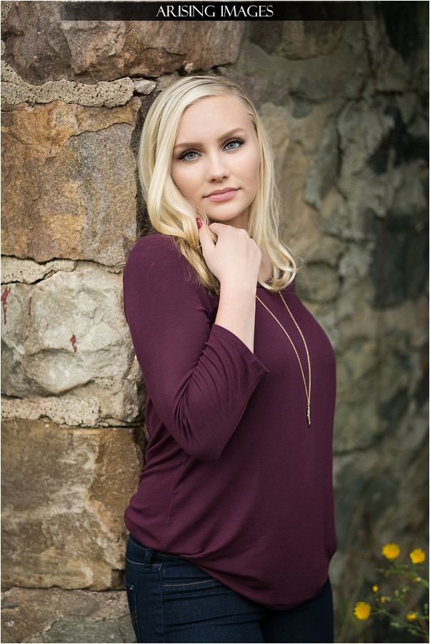 gorgeous senior pictures
