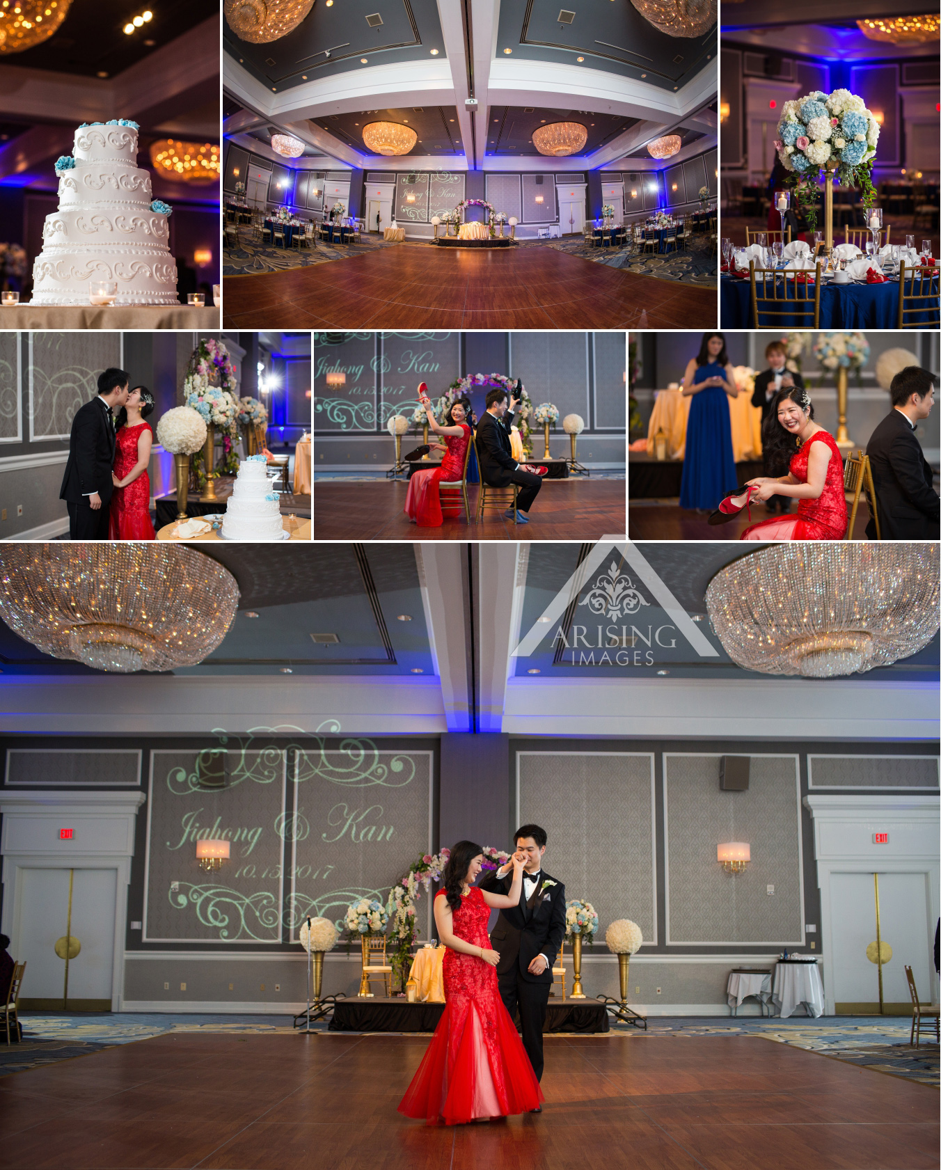 Dearborn Inn Wedding Photography