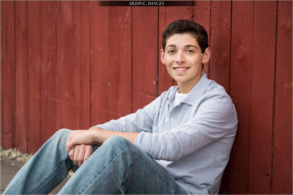 Bloomfield Hills High School Senior Pictures
