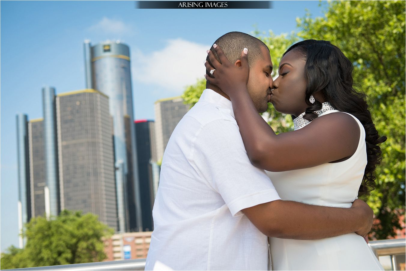 Detroit Engagement Pictures