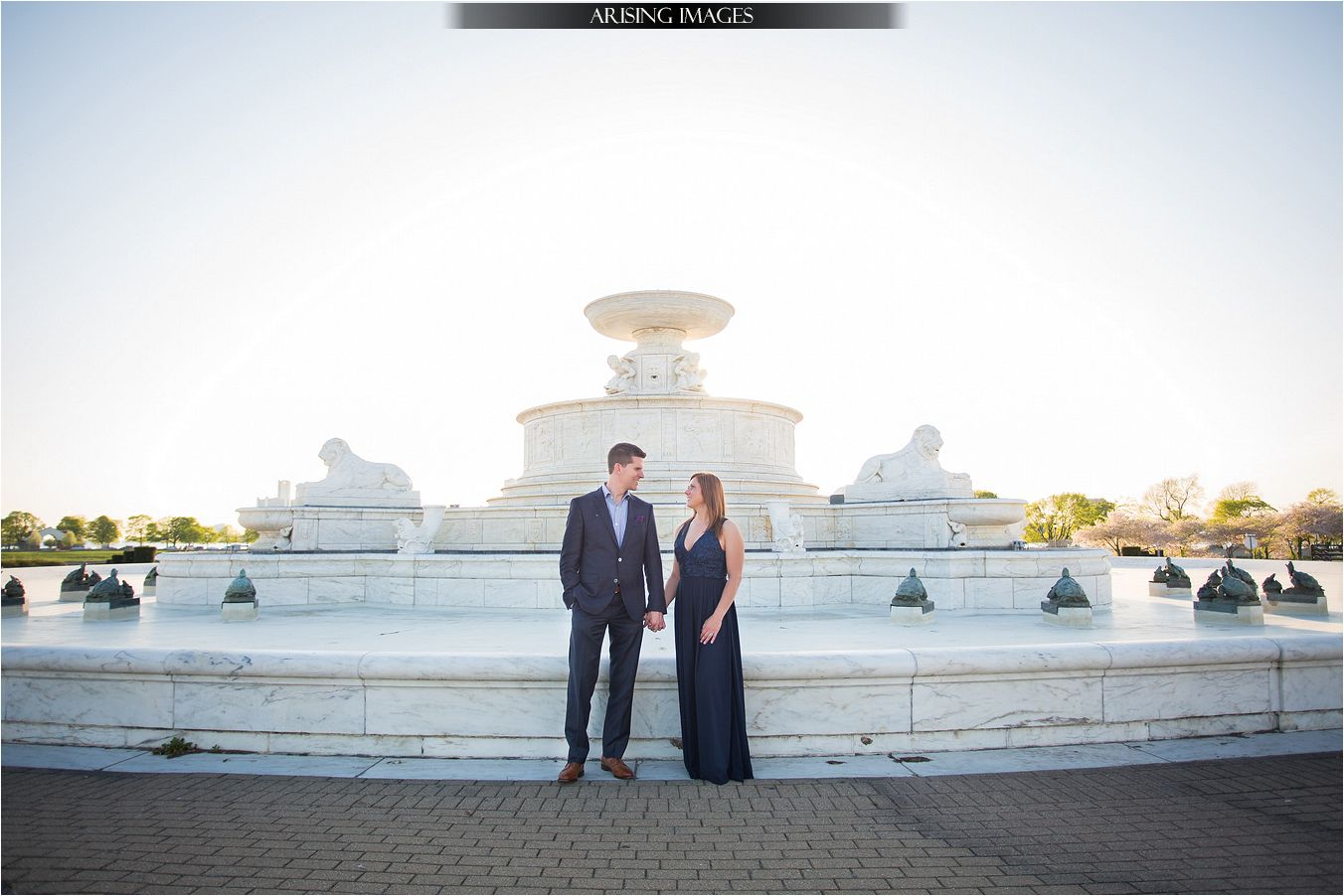 Engagement Photos on Belle Isle