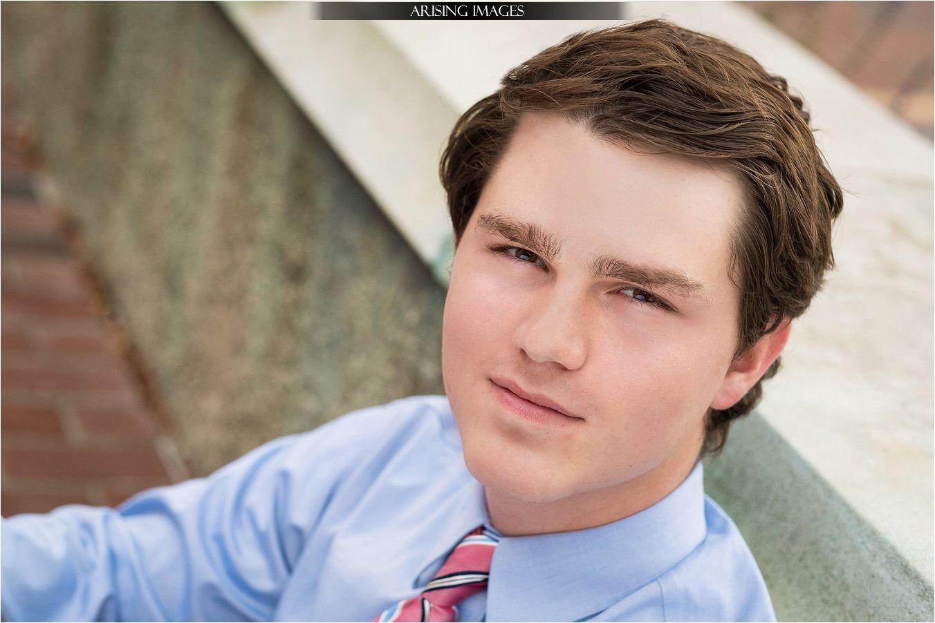 Cranbrook Senior Portraits