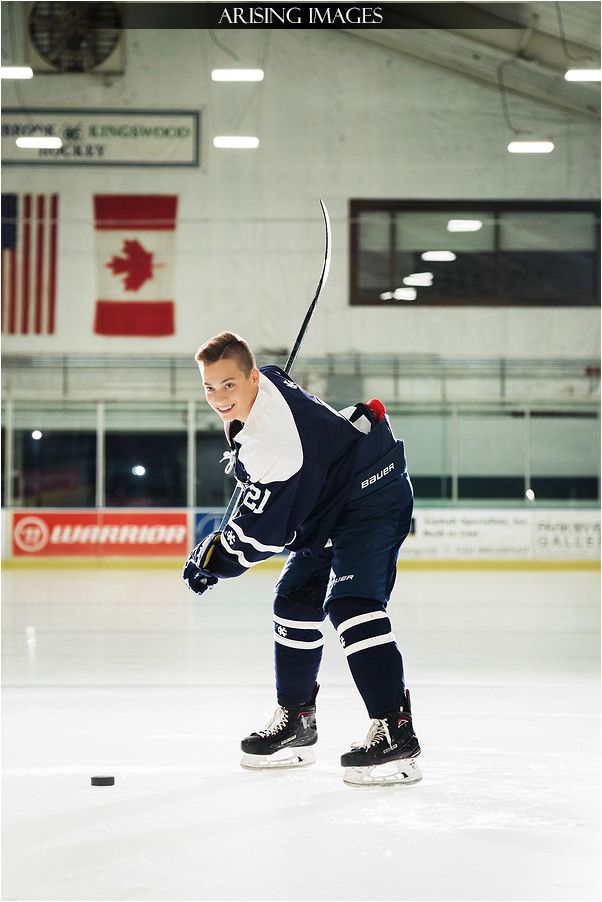 Cranbrook Hockey Senior Portraits